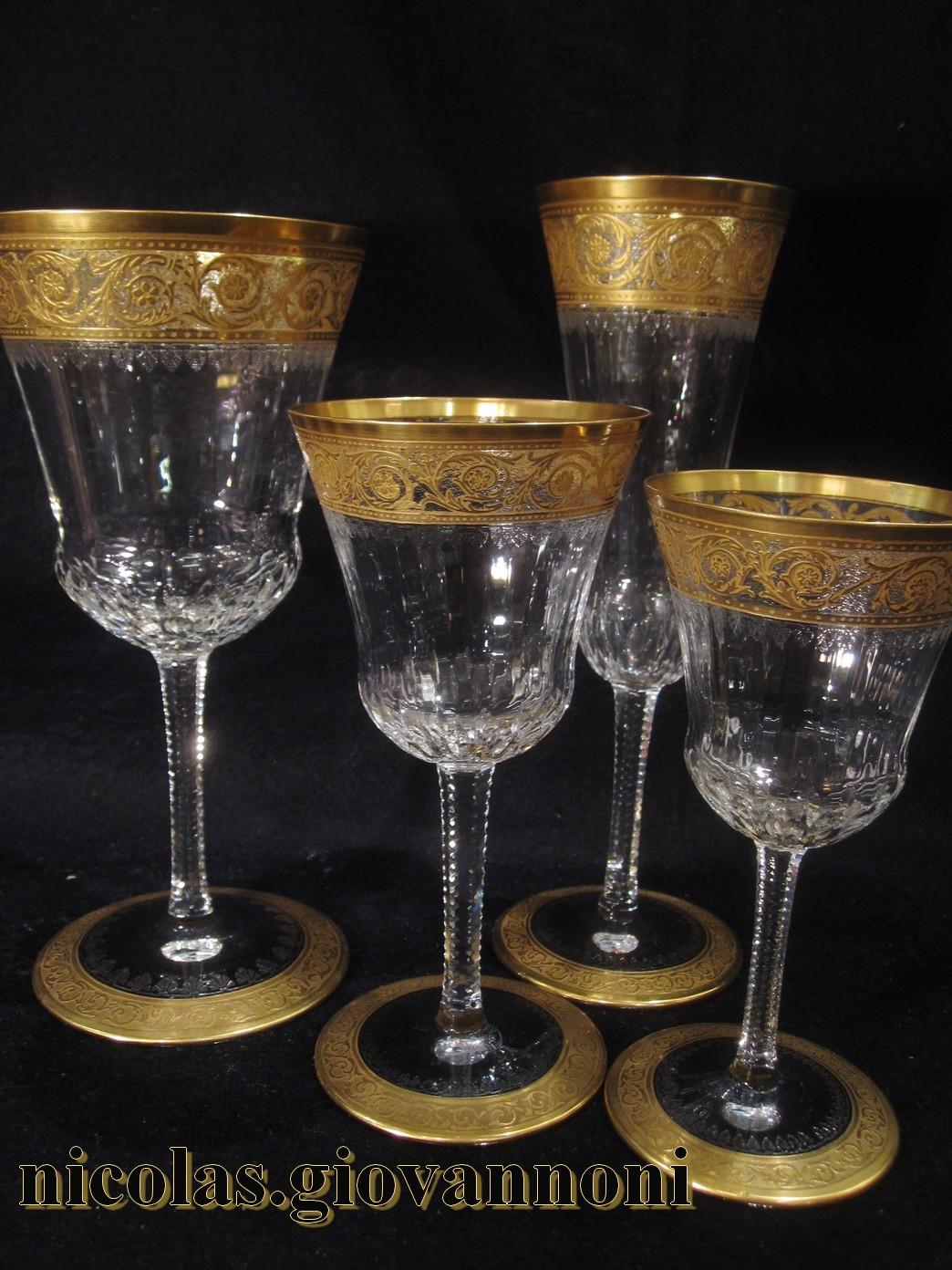 Saint louis cristal catalogue cristal de france for Diamant coupe miroir